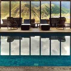 Rooms Hotel Kazbegi | Stepantsminda, Georgia.