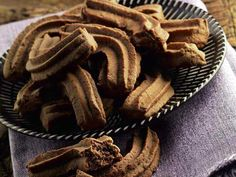 PeccAti di gola: Krumiri enkir e cacao. una ricetta di Luca Montersino