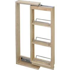 KBHardware | 6 Inch Wall Cabinet Filler Pullout