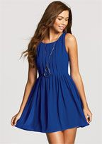 Dress casual- Casual dresses and Dresses for juniors on Pinterest
