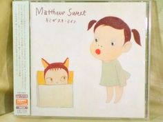 CD/Japan- MATTHEW SWEET Kimi Ga Suki * Raifu w/OBI RARE 1st press (PICTURE DISC) #AlternativeIndie