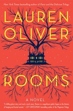 Rooms by Lauren Oliver (Sept. 2014)