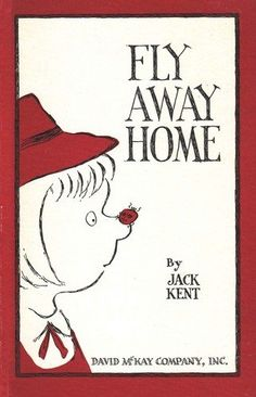Fly Away Home by Jack Kent, http://www.amazon.com/dp/B0006BYUFO/ref=cm_sw_r_pi_dp_CWvUqb0JEFDEN