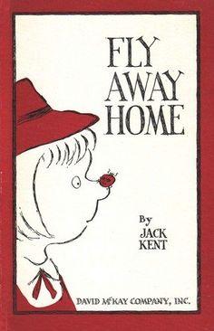 Fly Away Home by Jack Kent, http://www.amazon.com/dp/B0006BYUFO/ref=cm_sw_r_pi_dp_CWvUqb0JEFDEN