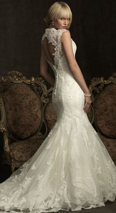 allure bridal | Allure Bridals Wedding Dress Gallery — Wedding Ideas, Wedding Trends ...
