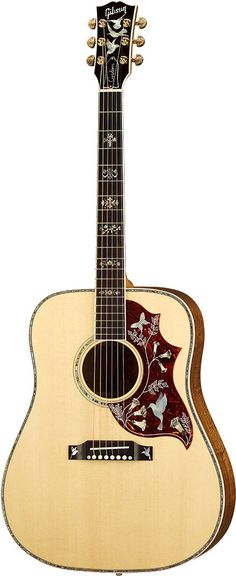 Gibson Hummingbird Custom KOA..... One day! <3