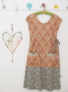 a dottie angel original frock ... perfectly paisley от dottieangel