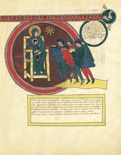 En | Facsimil | The Saint Sever Beatus | Patrimonio Ediciones | Facsímiles y códices iluminados