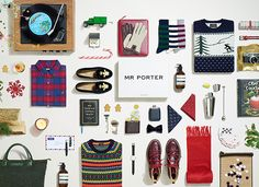 Victoria Ling Mr Porter Christmas Vol.1