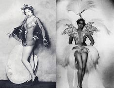 http://fortheloveoflingerie.com/20-vintage-showgirl-costumes-will-amaze/  Vintage Burlesque, Hollywood Cinema and more. For all costume inspiration, these are the some of the most incredible and iconic pieces you need to see.