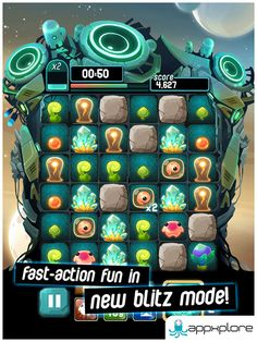Appxplore   Games Development Studio   Alien Hive Game Ui Design, App Design, Alien Hive, Alien Games, Mobile Game Development, Game 2d, Game Concept, Ui Inspiration, Matching Games