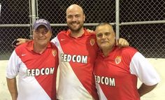 Team USA 2016 pour les Championnats du Monde à Madagascar
