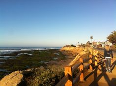 Taking a walk on Pleasure Point's new path along the ocean Pleasure Point, Paths, The Neighbourhood, Photographs, Friday, Ocean, Beautiful, Santa Cruz, Photos
