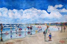 Isle of Palms by Laselle on Etsy, $20.00