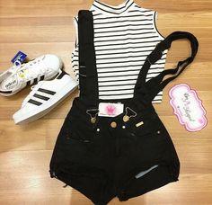 {Classy And Elegant Summer Outfits Teenage Outfits, Teen Fashion Outfits, Cute Fashion, Look Fashion, Outfits For Teens, Girl Outfits, Womens Fashion, Feminine Fashion, Fashion Vintage