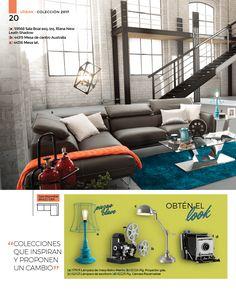 Conoce las mejores tendencias en muebles y decoración a través de nuestro catálogo tendencias 2017 disponible en Placencia Muebles.