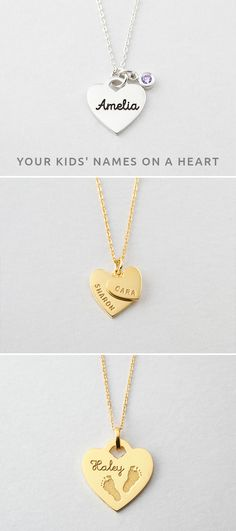 Kid Name Necklace • Necklace for New Mom with Footprint • New Mom Necklace with Birthstone Charm • Necklace for New Mom - Double Heart • engraved bar necklace • rose gold name necklace • name bar necklace • gold bar necklace personalized • engraved necklaces • Mommy necklace • personalized pendants • Mom jewelry • Mother in law gifts • gift for mother in law • great gifts for mom • good gifts for mother • Mom gifts • mom gift ideas • presents for mom • best mom gifts