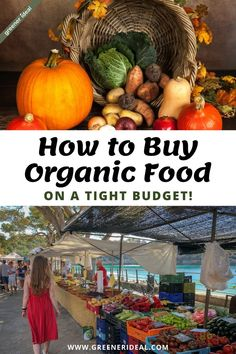 The struggle is real! You want to buy organic fruits & vegetables for your family, but you also have a grocery budget. Here are 8 ways you can save money on organic produce! Buying healthy food on a tight budget is totally possible. You don't have to break your grocery budget to buy organic. #mealplanning #budget #gardening #savemoney #cleaneating #organicfood #gogreen #healthy #healthyliving Holistic Wellness, Wellness Tips, Health And Wellness, Organic Lifestyle, Healthy Lifestyle Tips, Organic Fruits And Vegetables, Healthy Cooking, Healthy Food, Living On A Budget