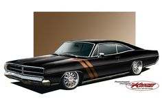 67 Galaxie XL with 68 XL nose