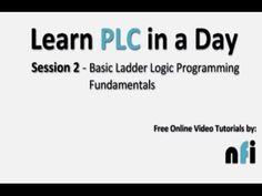 Session 2 - How PLC Ladder Logic Programming Works | EEP