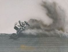 vintage dirt track racing http://perrisautospeedway.com #autospeedway #speedway #attractions
