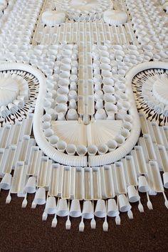 A Contemporary Interpretation of Carpets