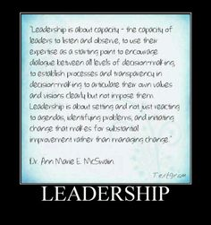 LOVE THIS #leadership