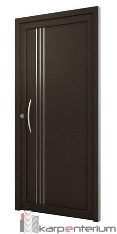 Porte original Flush Door Design, Single Door Design, Wooden Front Door Design, Home Door Design, Bedroom Door Design, Door Gate Design, Wooden Front Doors, Interior Door Styles, Door Design Interior