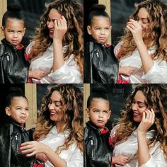 Beyonce & Blue Leaving Saks Fifth Avenue In Beverly Hills CA 11.11.2014