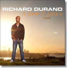 Richard Durand – In Search Of Sunrise 10 [Australia] CD