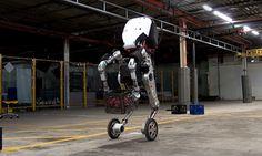 Impressionnant! Ce robot sur roues de Boston Dynamics se déplace comme un skater