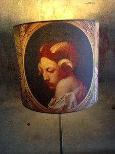 ONETWENTYWATTS Lampshades are Handmade and offer a feeling of originality to wherever you wish to place it in your home.If you like Iconic Images,