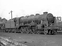 46145 The Duke of Wellington's Regiment. Steam Railway, Train Art, British Rail, Steam Engine, Steam Locomotive, Duke, Engineering, Around The Worlds, Journey