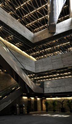 Ningbo city museum by Wang Shu, China, August...