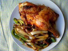 Recetas con pollo, asados