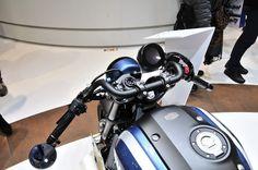 RocketGarage Cafe Racer: XSR 900 CR