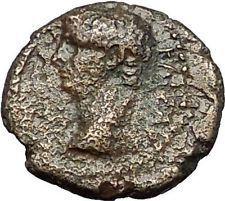 CLAUDIUS 41AD Sardes Lydia Hercules Genuine Authentic Ancient Roman Coin i56319 https://trustedmedievalcoins.wordpress.com/2016/06/30/claudius-41ad-sardes-lydia-hercules-genuine-authentic-ancient-roman-coin-i56319/