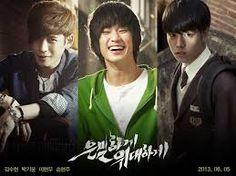 Secretly greatly - Kim Soo Hyun, Park Ki Woong e Lee Hyun Woo. (Filme excelente, violento, mas excelente)