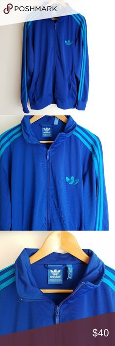 Classic Adidas Track Jacket Size XL  In Excellent Condition! No Flaws Price FIRM Adidas Jackets & Coats