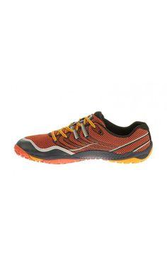 Merrell Trail Glove 3 #Shoes Spicy Orange/Navy #workout #adventure