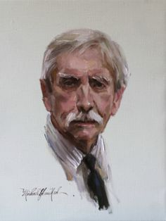 Featured Portrait Gallery of Michael Shane Neal  Edward Albee  The Players Club  New York, New York  16″ x 20″