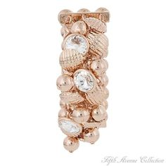 Rose Gold Bracelet - Guide to Gorgeous - Australia - Fifth Avenue Collection - Jewellery that changes the way you see fashion