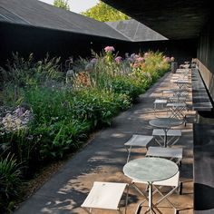UK - London - Peter Zumthor - Serpentine Pavilion 2011 - Courtyard 02 sq | by Darrell Godliman