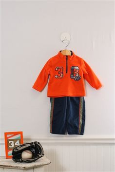 Size 9-12 Mo. Boys by Carters, Charlie Rocket $8.99