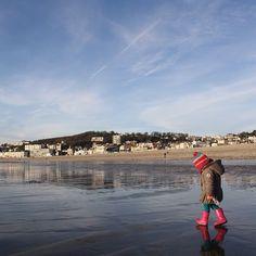 Profitez de la marée basse pour se balader - ©julucle