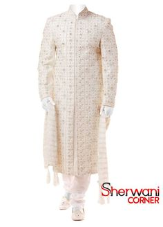 Sick of the same old, boring #sherwani designs? Then SherwaniCorner.com is the place you ought to get #sherwanis for men. Do not miss out on the trendy designs and follow the latest Sherwani designs.