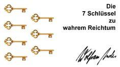 Reichtum aufbauen mit FORMEL7 - Die 7 Schlüssel zu wahrem Reichtum und z...