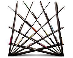 CHEFT Collection Bookshelf by Maryam Pousti of Studio Pousti
