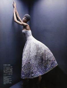The eye of the New: VOGUE JAPAN NOVEMBER 2012 | The Empress of Dress