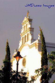Catholic Church. Coamo, Puerto Rico